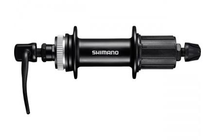 SHIMANO nába zadní ALTUS FH-MT200 pro kotouč (centerlock) 8/9/10 rychl 32 děr RU: 172 mm černá neba,
