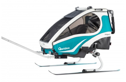 QERIDOO  Ski set pro modely Kidgoo a Sportrex od 2018