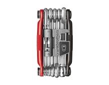 CRANKBROTHERS Multi-17 Tool Black/Red