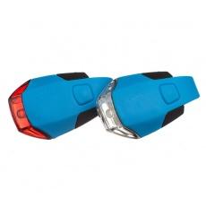 GUEE Camaro set přední+zadní světlo/blikačka-modrá