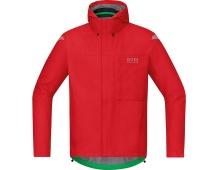 GORE Element GT Paclite Jacket-red