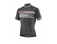 GIANT dres Rival SS Jersey-black/grey