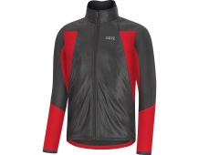 GORE C5 GTX Infinium Soft Lined Thermo Jacket-black/red
