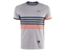 DAINESE AWA TEE 1 drizzle/ombre blue/ cherry tomato