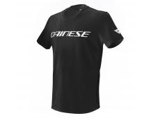 DAINESE tričko black/white
