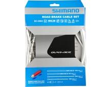 SHIMANO silniční brzdový set polymer BC-9000 bílý
