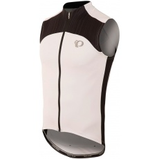 PEARL iZUMi dres ELITE Pursuit Sleeveless, White / Black