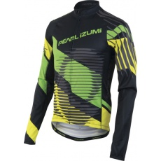 PEARL iZUMi ELITE THERMAL LTD dres, ELITE zelená FLASH