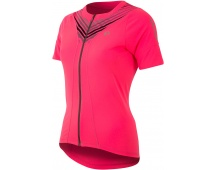 PEARL iZUMi dres W SELECT Pursuit SS, Screaming Pink Whirl