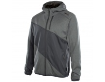 EVOC bunda - HOODY JACKET MEN, CARBON GREY