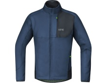 GORE C5 WS Thermo Trail Jacket-deep water blue/black