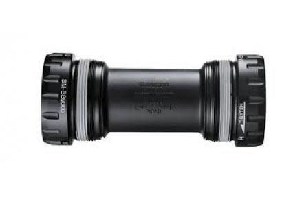SHIMANO středové složení DURA-ACE BB-R9100 misky pro 2díl. integr. kliku 68 mm bal