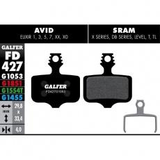 GALFER destičky AVID/SRAM FD427 PRO
