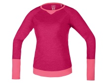 GORE Power Trail Lady Jersey long-jazzy pink/giro pink