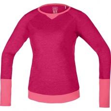 GORE Power Trail Lady Jersey long-jazzy pink/giro pink