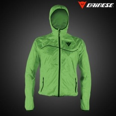 DAINESE bunda ARIA-LITE WINDBREAKER GREEN