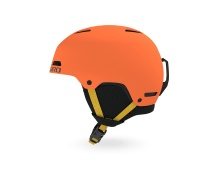 GIRO Crüe Mat Deep Orange S