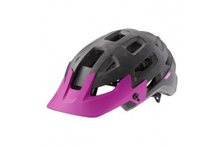 LIV přilba INFINITA-black/purple western CPSC/CE