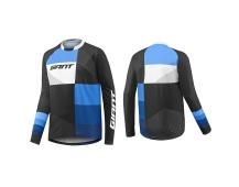 GIANT Clutch LS Jersey-black/blue