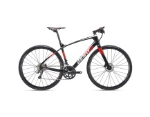 GIANT FastRoad Advanced 2 2019 carbon/pure red