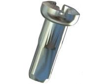 Sapim nipl Alu Polyax 14 stříbrný
