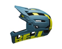 BELL Super Air R MIPS Mat/Glos Blue/Hi-Viz