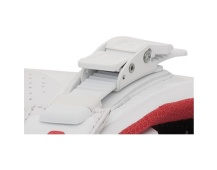 GIRO Shoe Buckle Set N-1-white, pár