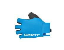 GIANT Race Day SF Glove-cyan