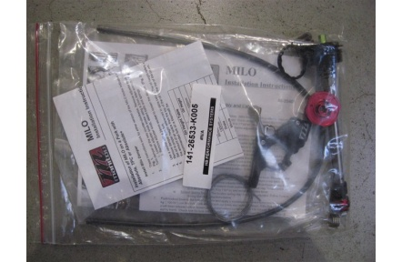 11 kit,ABS+ dmpr,MILO assy Minute MRD