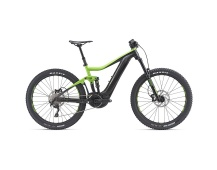 GIANT Trance E+ 3 Pro 2019 green/gun metal black