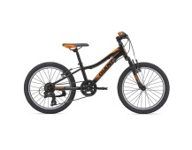 GIANT XtC Jr 20-M19-black/neon orange/charcoal