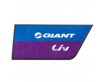 Dual Brand Doormat 140x70cm-blue/purple
