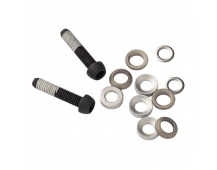 00.5318.005.014 - SRAM BRKT MOUNTING BOLTS SS T25 22MM (FLAT)