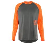 DAINESE HG TSINGY LS dark-grey/orange