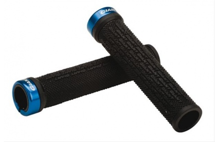 GIANT XC grip blue (single clamp lock-on)