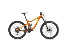 GIANT Reign SX 2018 orange