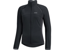 GORE C3 Women WS Phantom Zip-Off Jacket-black/terra grey-34