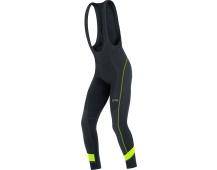 GORE C5 Thermo Bib Tights+-black/neon yellow