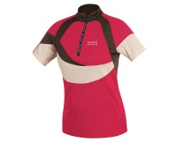 GORE Freeride Lady Jersey-light red/light beig