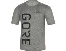 GORE M Brand Shirt-graphite grey/terra grey-XL