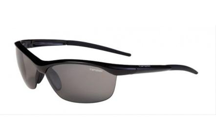 Tifosi Gavia SL-Gloss Black/single lens/Smoke w/GG