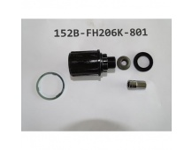 FH206K-02 Freehub Body 11s for GRB321/GRB1502/GRB1504/GDC1504/GRB1606(Shimano+Sram)