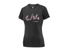 LIV Brand Tech T-shirt-black