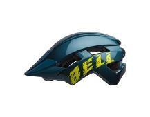BELL Sidetrack II Youth Blue/Hi-Viz