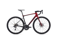GIANT Defy Advanced Pro 1 Ui2 2020 metallic red/metallic black