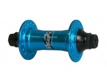 Náboj Novatec A725SB-BI, přední, 36-děrový, modrý