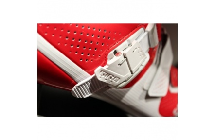 GIRO Shoe Buckle Set MR-1-white, pár