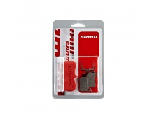 00.5318.010.002 - SRAM AM DB BRAKE PAD SRAM HRD ORG/STL 1 SET