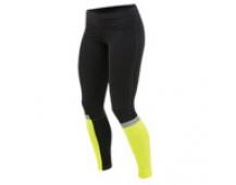 PEARL iZUMi W FLY kalhoty, černá/SCREAMING žlutá, L