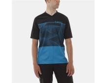 GIRO Roust MTB Jersey-blue jewel geo